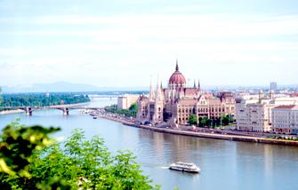 Danubio de Viena a Budapest. Viaje en bicicleta