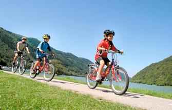 Ruta del Danubio en bici: Linz-Viena - Especial Familias