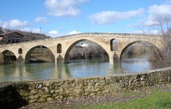 El Camino de Santiago de Roncesvalles a Logroño