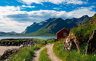 Fiordo de Oslo: En bicicleta a tu aire