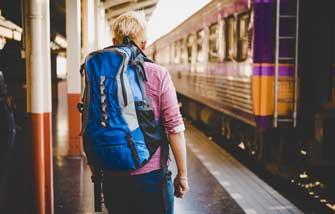Costa Cantábrica: practicando Senderismo y viajando en Tren