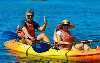 Escapada Ría de Arosa: Isla de Areoso en Kayak