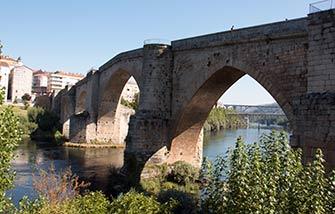 La Vía de la Plata a pie de Ourense a Santiago