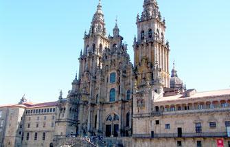 O Cebreiro-Santiago sin maletas