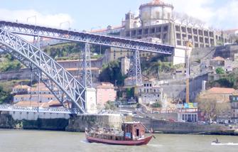 Camino Portugués a pie de Oporto a Tui