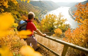 Castillos y paisajes de ensueño en el Rhin Rheinsteig