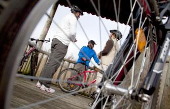 Ruta clásica Rías Baixas en bici
