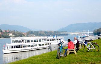 El Danubio en bicicleta: Linz-Viena - Variante Paisajística