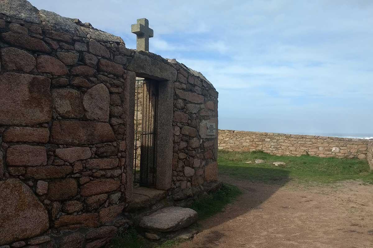 Camiño dos Faros - Cementerio de los Ingleses