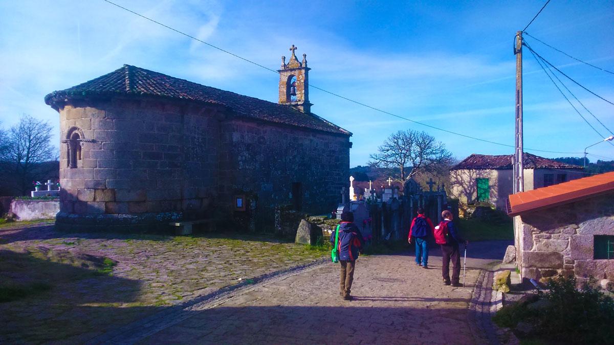 Camino de Santiago - San Xulián do Camiño