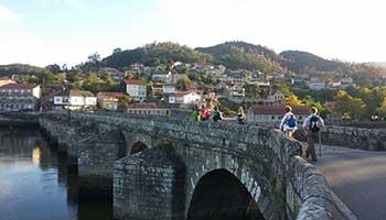 Sorprendete con el Camino Portugués