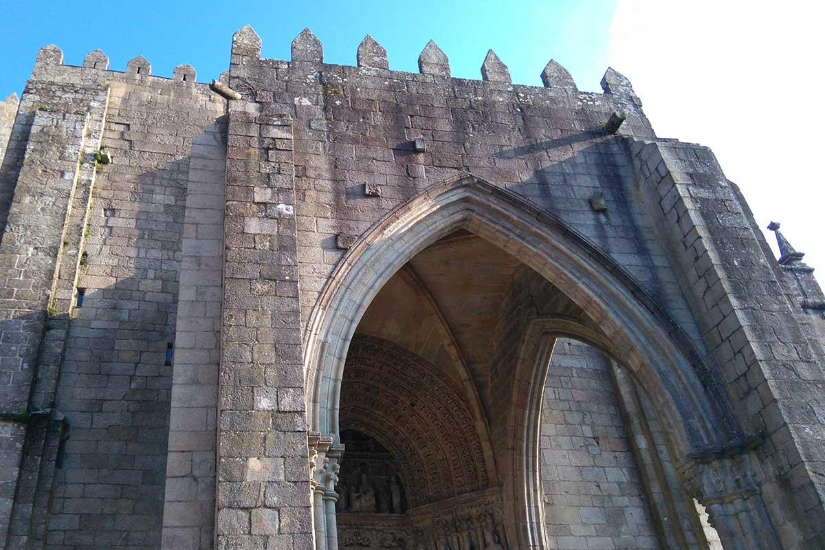 Camino Portugués - Catedral de Santa María de Tui
