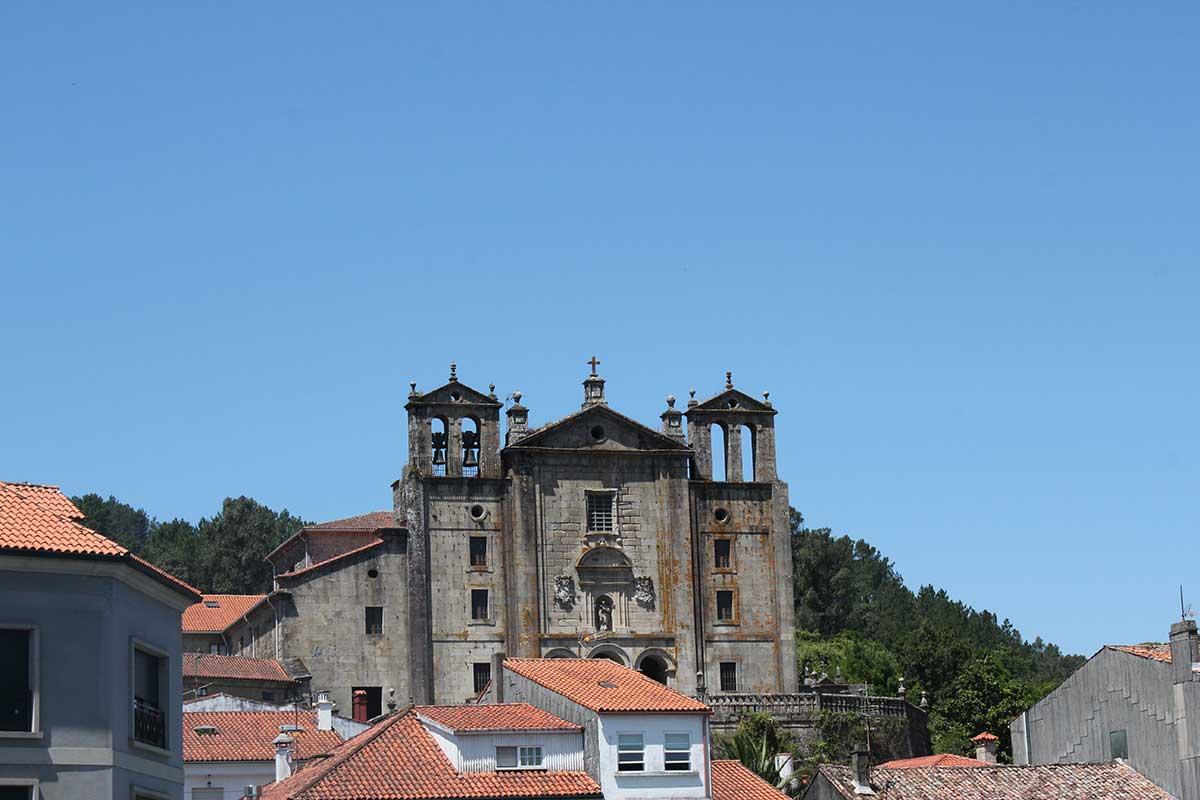 Camino Portugués - Padrón - Convento del Carmen