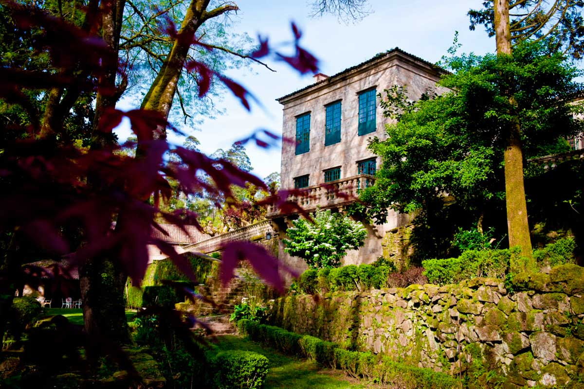 Camino Portugués - Pazo de Faramello