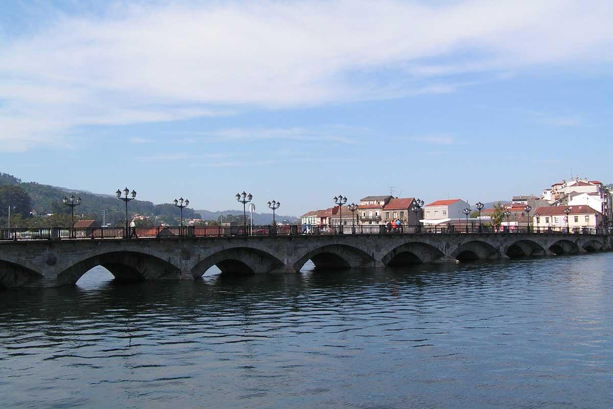 Camino Portugués - Pontevedra - Puente del Burgo