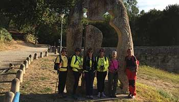 5 Razones para hacer el Camino Portugués en grupo organizado