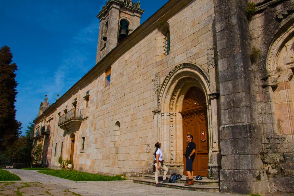Sarria - Monasterio de Santa María Magdalena