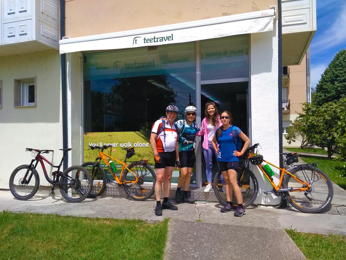 Camino de Santiago - Camino Francés - Oficina Tee Travel en Sarria