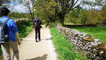 El Camino de Santiago en Galicia - Etapas y Kilómetros