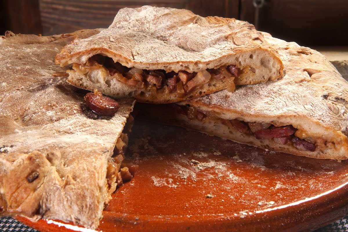 Camino de Santiago Gastronómico - Empanada Gallega