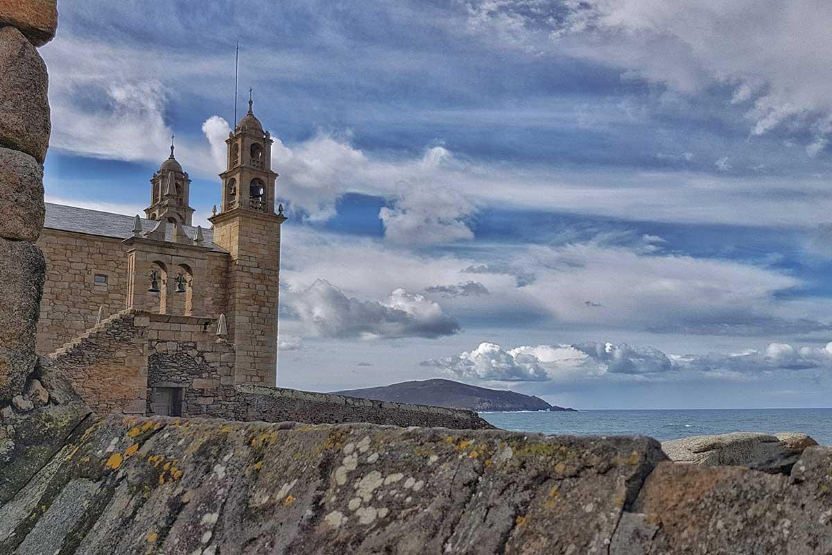 Costa da Morte - Muxía - Santuario de Nuestra Señora de la Barca