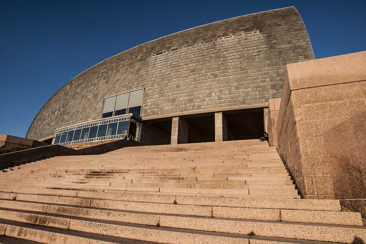 Galicia - A Coruña - Domus - Casa del Hombre