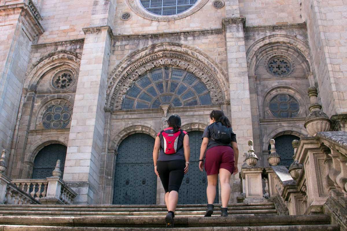 Galicia - Ourense - Catedral de San Martín