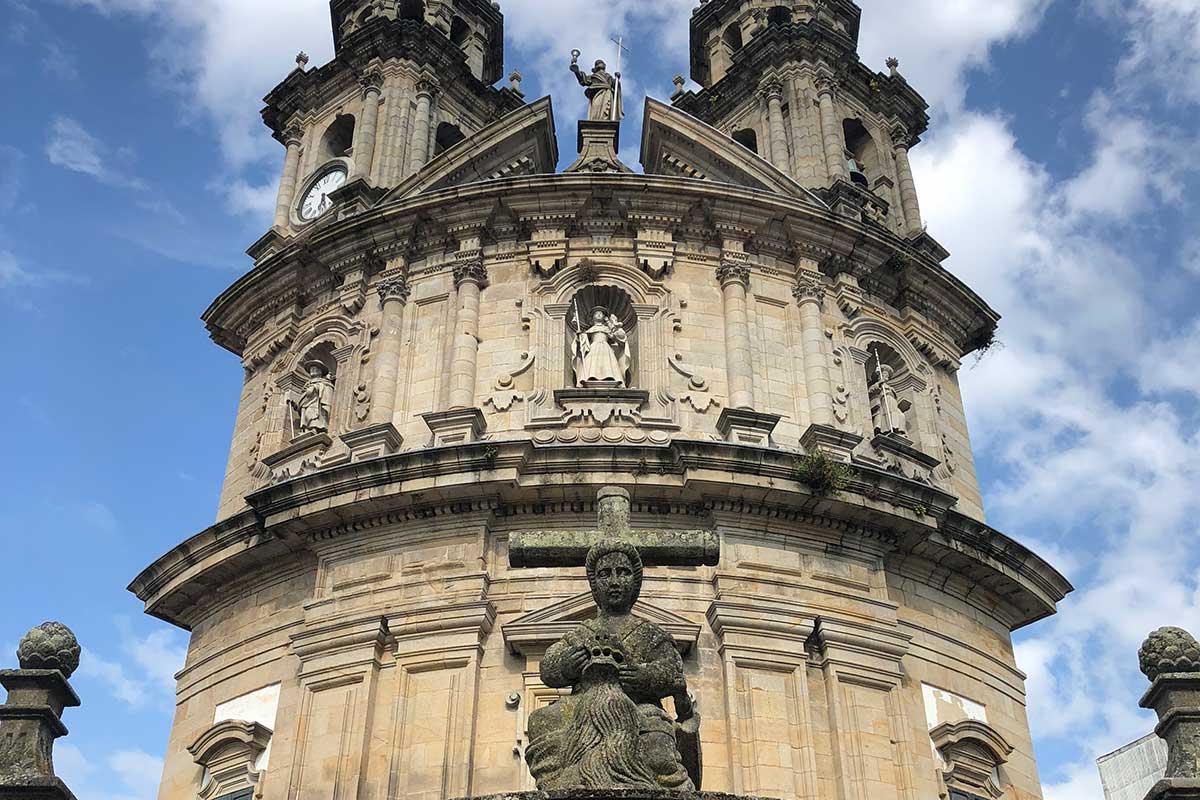 Galicia - Pontevedra - Iglesia de la Virgen Peregrina
