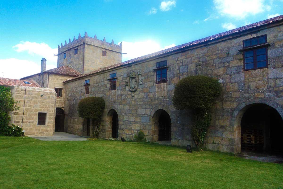 Rías Baixas - Cambados - Pazo de Fefiñanes