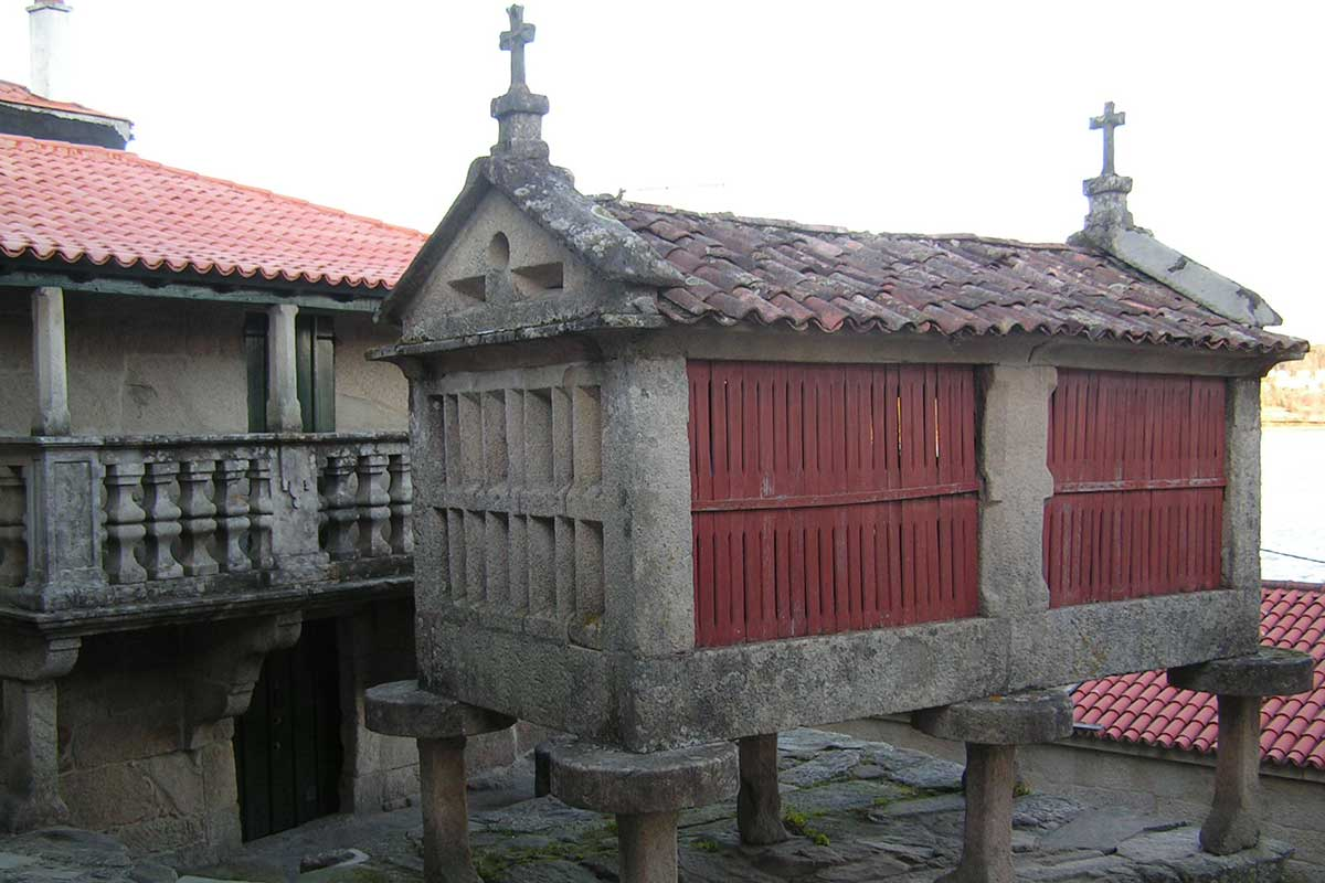 Galicia - Rías Baixas - Combarro