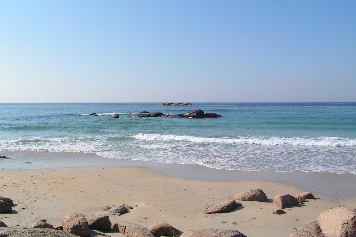 Rías Baixas - Playa de la Lanzada