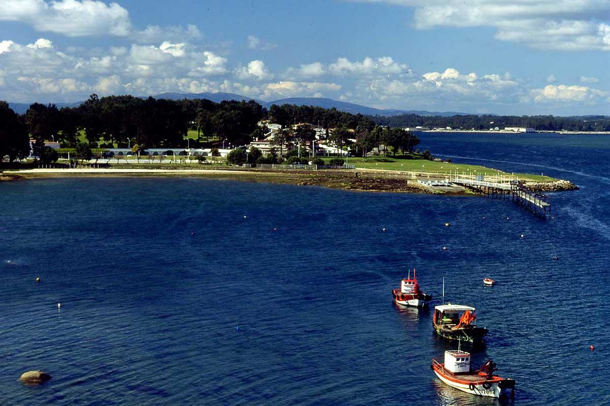 Galicia - Rías Baixas - Isla de la Toja