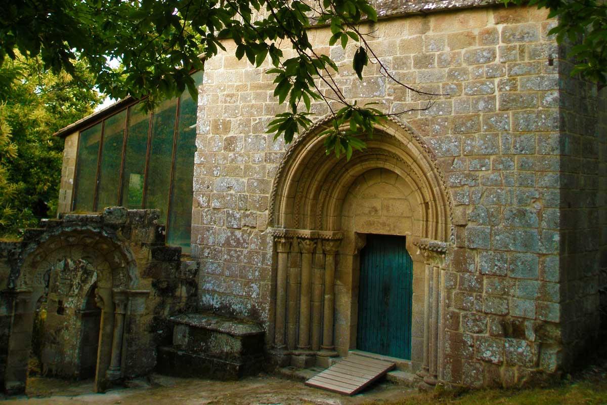 Ribeira Sacra - Monasterio de Santa Cristina