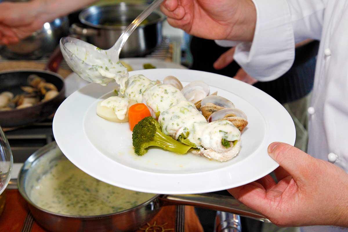 Rías Baixas - Meaño - Taller de Cocina