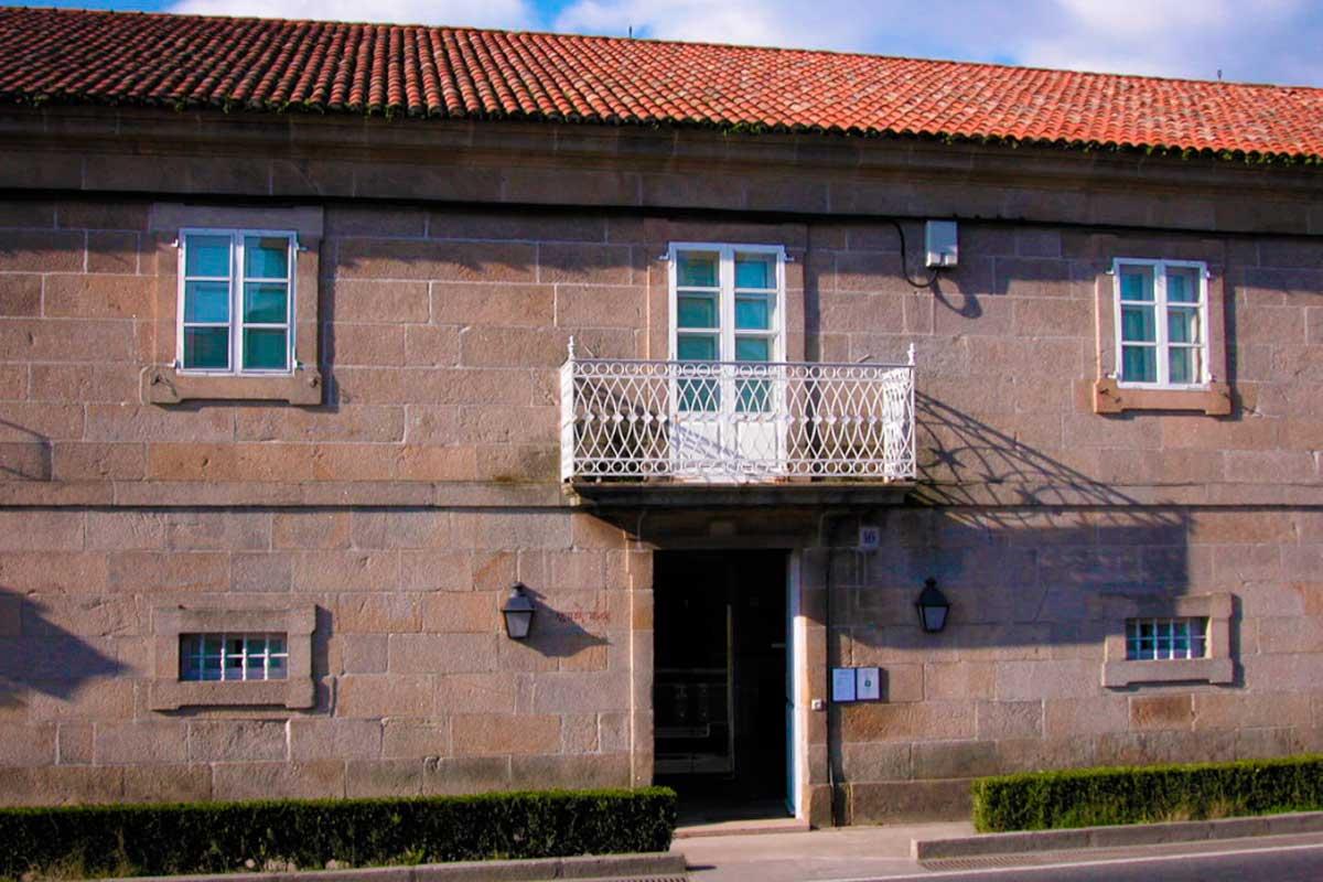 Camino Portugués - Padrón - Casa Museo Fundación Camilo José Cela
