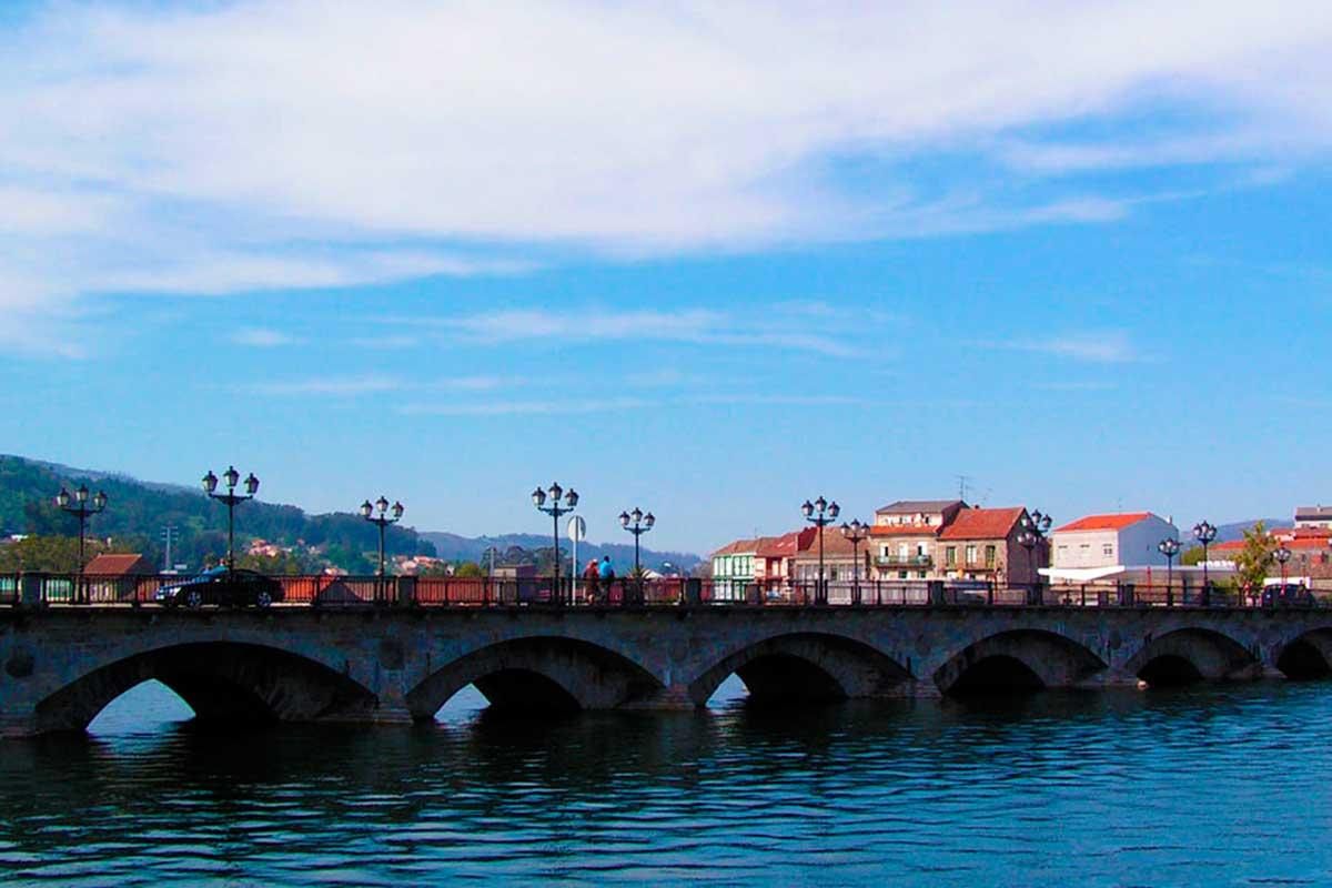 Pontevedra - Puente del Burgo