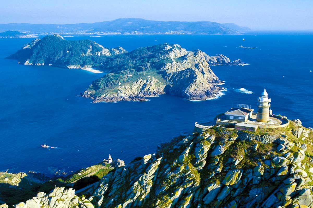 Galicia - Rías Baixas - Ría de Vigo - Islas Cíes - Parque Nacional Marítimo Terrestre de las Islas Atlánticas