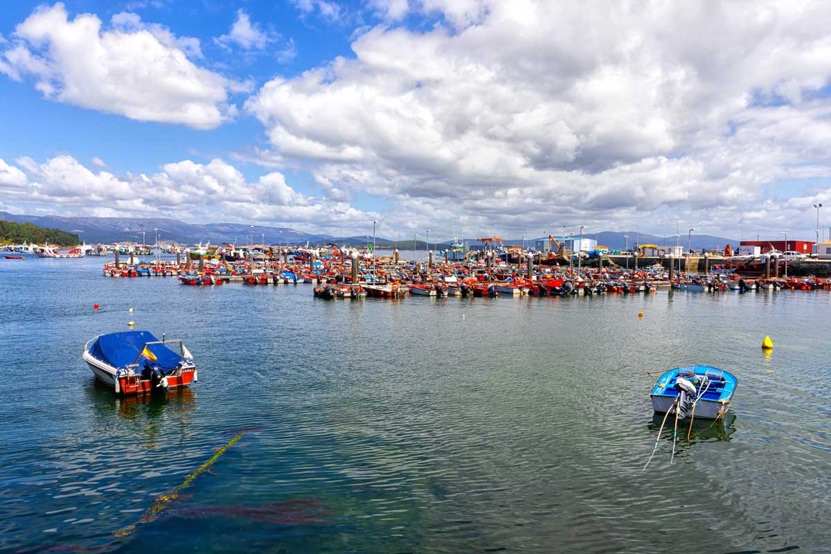Rías Baixas - Ría de Arousa - Illa de Arousa