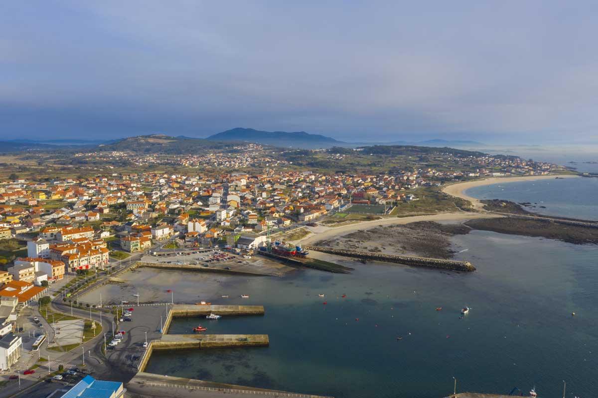 Rías Baixas - Ría de Arousa - Ribeira