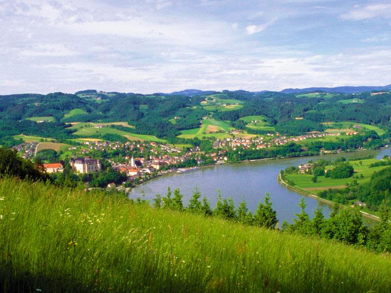 Ruta del Danubio en Bicicleta - Grein