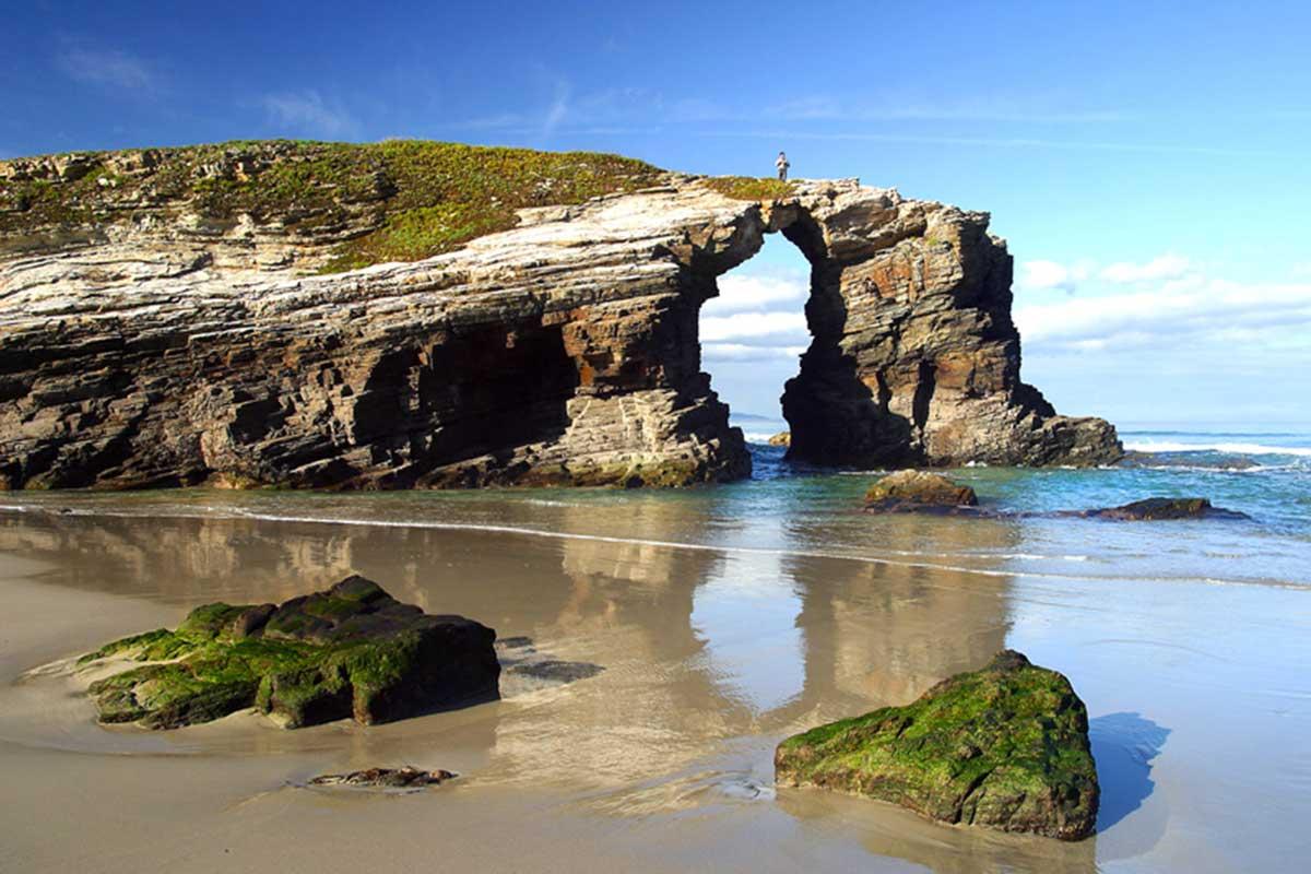 Ruta del Mar - Ribadeo - Playa de las Catedrales